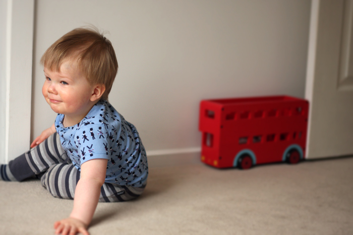 Beachy Boatneck by Blank Slate Patterns sewn by Things for Boys
