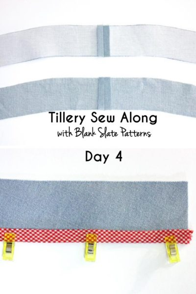 Tillery Sew Along with Blank Slate Patterns