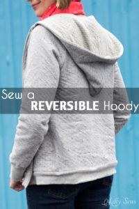 Reversible Zinnia Jacket by Blank Slate Patterns