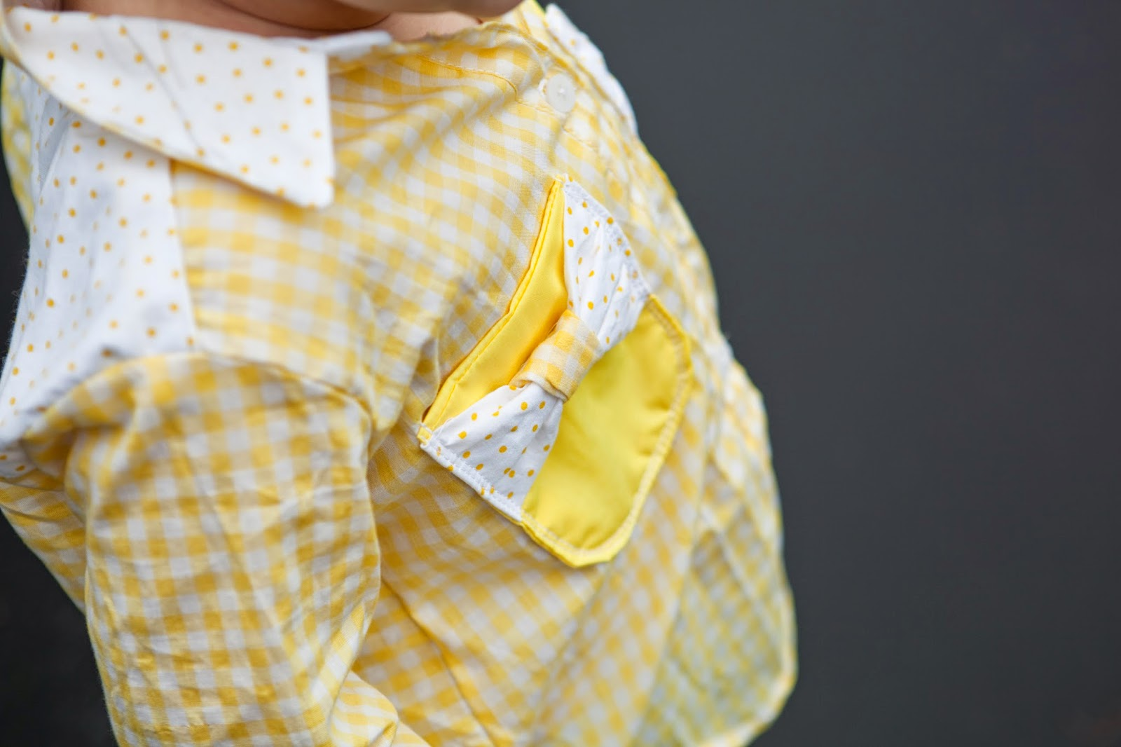 Boodworm Button Up by Blank Slate Patterns with Pattern Revolution
