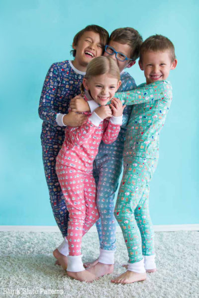 Dreamtime Jammies by Blank Slate Patterns
