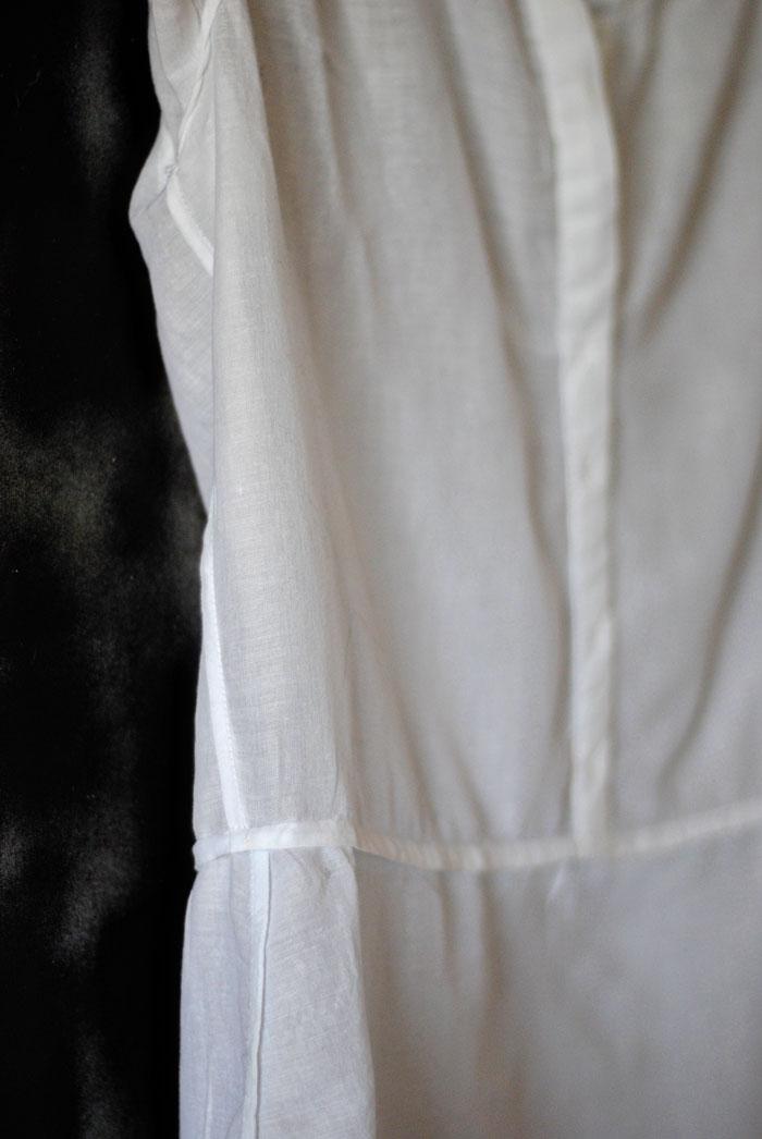 Marigold Peplum by Blank Slate Patterns sewn by Dandelion Drift