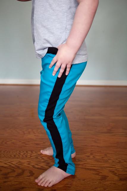 Super Skinny Pants by Blank Slate Patterns with Pattern Revolution