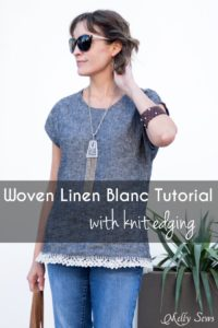 Woven Blanc Tutorial by Blank Slate Patterns