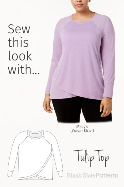 Sew This Look with Blank Slate Patterns